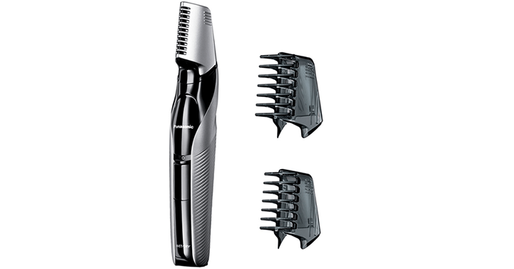 Panasonic Trimmer with 2 Guide Combs