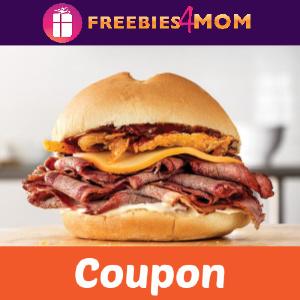 Free Arby's Roast Beef Sandwich