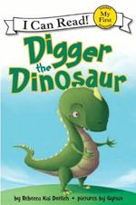 Digger The Dinosaur