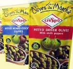 Free Sample Crespo Olives les du Marche