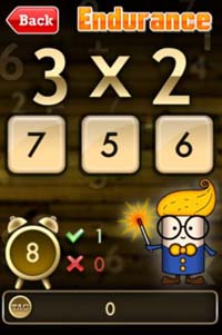 Math Academy Screenshot