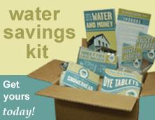 Free Water Savings Kit