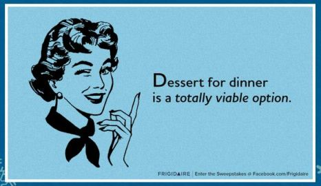 Dessert for Dinner