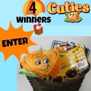 Cuties Giveaway