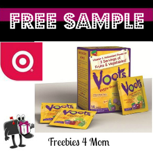 Free Sample Voots Kids Supplements
