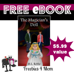 Free eBook: The Magician's Doll ($5.99 Value)