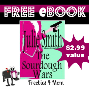 Free eBook: The Sourdough Wars ($2.99 Value)