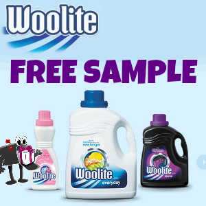 Woolite Sample Post