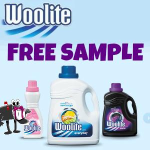 Woolite Sample Post
