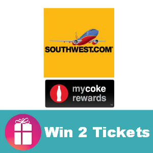 Win 2 Roundtrip Tickets from My Coke Rewards