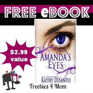 Free eBook: Amanda's Eyes ($2.99 Value)