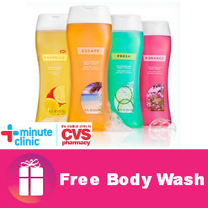 Freebie Full-Size Body Wash