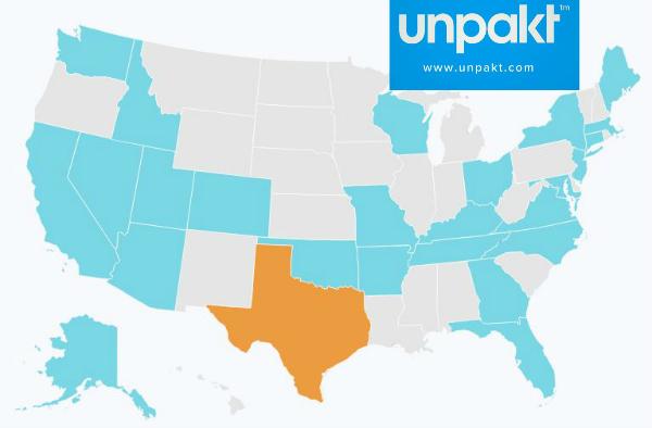 Unpakt Map