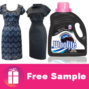 Free Sample Woolite