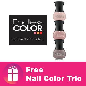 Freebie Full-Size Nail Trio
