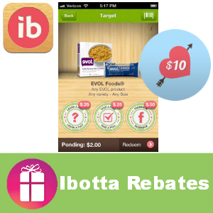 $2 Ibotta Bonus at Target
