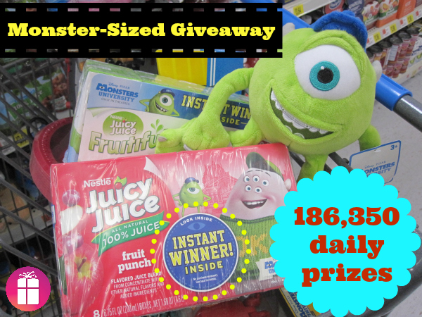 Monster-Sized Giveaway