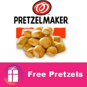 Free Pretzels at Pretzelmaker