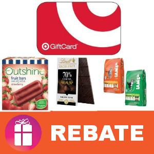 Rebate $5 Target Gift Card