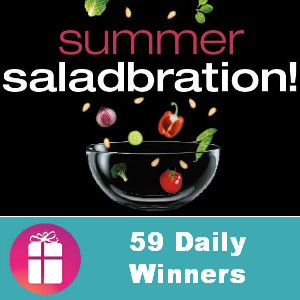 Sweeps Almond Accents Summer Saladbration