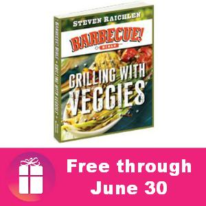 Free eCookbook: Grilling With Veggies