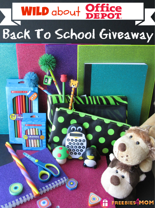 Office Depot Back To School Giveaway