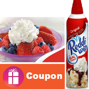 $1.00 off Reddi-wip Coupon