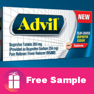 Freebie Advil