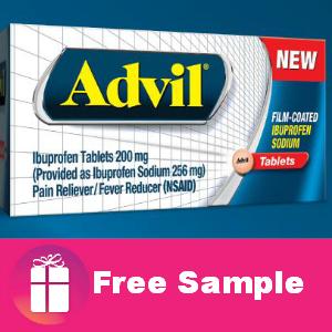 Freebie Advil