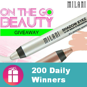 Sweeps Milani On The Go Beauty