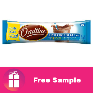 Freebie Ovaltine