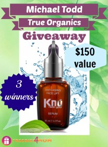 Michael Todd True Organics Winners