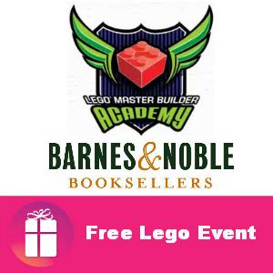 Free Lego Master Builder Academy