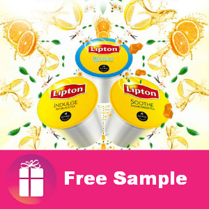 Free Sample Lipton K-Cups