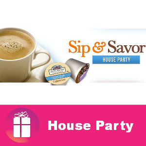 Free House Party: Sip & Savor
