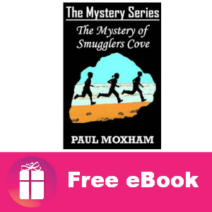 Free eBook: The Mystery of Smugglers Cove