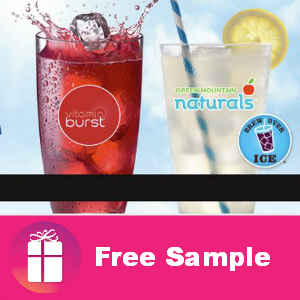 10,000 Free Samples of Vitamin Burst K-Cups