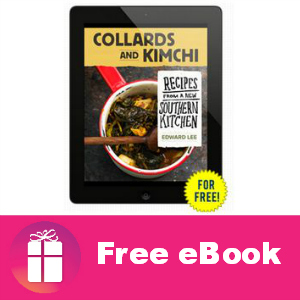 Free eBook: Collards and Kimchi