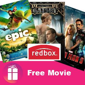 Free Redbox Movie