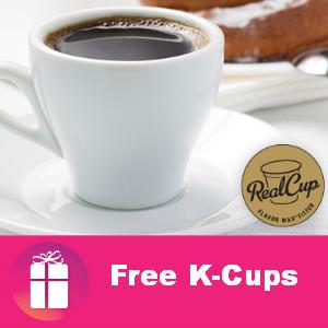 Freebie RealCup K-Cups