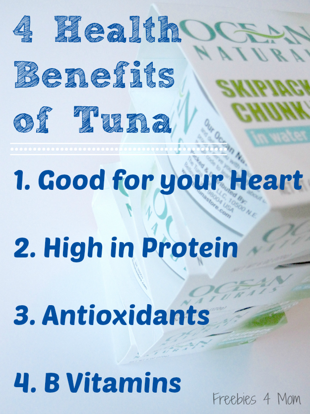 4 Health Benefits of Tuna
