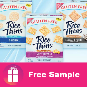 Free Full-Size Nabisco Rice Thins