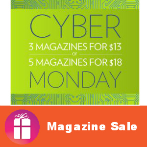Deal 3 for $13 or 5 for $18 Magazines