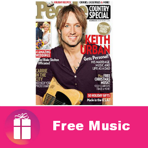 Free Music: Country Holiday Playlist