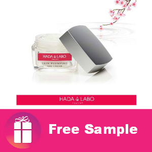 Free Sample Hada Labo Tokyo
