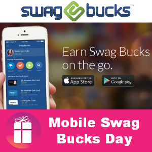 Friday is Mobile Swag Bucks Day