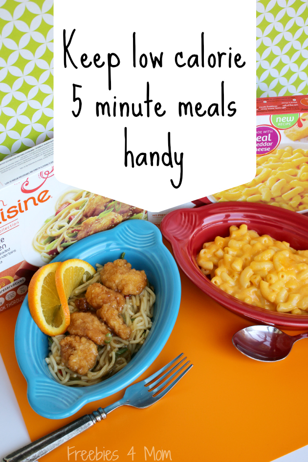 Keep low calorie 5 minute meals handy #WowThatsGood #shop