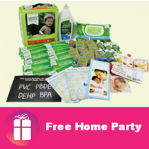 Free Seventh Generation Healthy Baby Party
