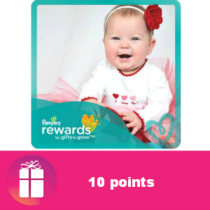 10 Pampers Pts for Valentine's Day
