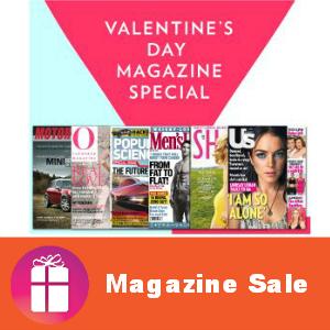 Deal Valentine's Day Magazine Special